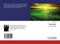Bookcover of Mazanje
