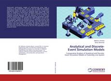 Capa do livro de Analytical and Discrete-Event Simulation Models