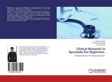 Portada del libro de Clinical Research In Ayurveda For Beginners