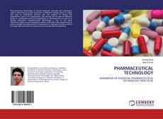 Bookcover of PHARMACEUTICAL TECHNOLOGY