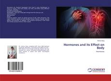 Bookcover of Hormones and its Effect on Body