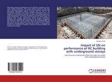 Bookcover of Impact of SSI on performance of RC building with underground storeys