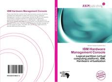 Couverture de IBM Hardware Management Console