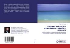 Capa do livro de Оценка текущего приливно-отливного ресурса
