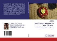 Couverture de Educational Thoughts of Mao Tse-tung