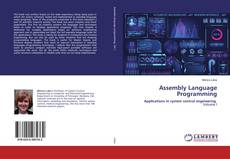 Bookcover of Assembly Language Programming