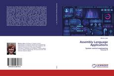 Bookcover of Assembly Language Applications