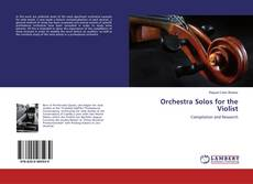 Bookcover of Orchestra Solos for the Violist