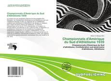 Championnats d'Amérique du Sud d'Athlétisme 1939 kitap kapağı