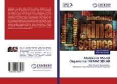 Capa do livro de Moleküler Model Organizma: NEMATODLAR