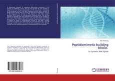 Bookcover of Peptidomimetic building blocks