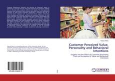 Portada del libro de Customer Perceived Value, Personality and Behavioral Intentions