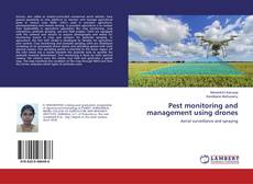 Buchcover von Pest monitoring and management using drones