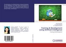Capa do livro de Training & Development using Artificial Intelligence