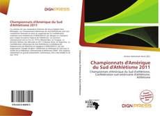 Championnats d'Amérique du Sud d'Athlétisme 2011 kitap kapağı