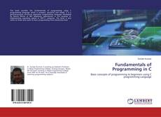 Copertina di Fundamentals of Programming in C