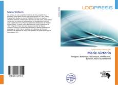 Bookcover of Marie-Victorin