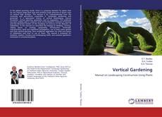 Capa do livro de Vertical Gardening