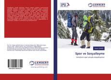 Spor ve Sosyalleşme kitap kapağı