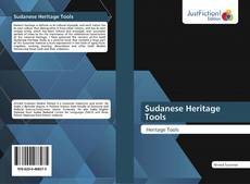 Bookcover of Sudanese Heritage Tools