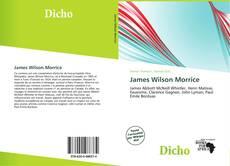 James Wilson Morrice kitap kapağı