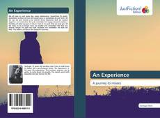 Bookcover of An Experience