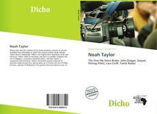 Noah Taylor的封面