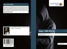 Portada del libro de Hey! SIR HOOD