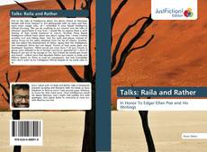 Bookcover of Talks: Raila and Rather