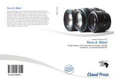 Bookcover of Sara A. Bibel