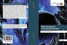 Bookcover of Microscopy of Transiting Planets