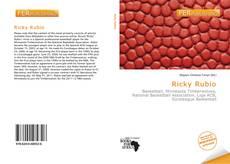 Borítókép a  Ricky Rubio - hoz