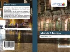 Medida & Medida kitap kapağı