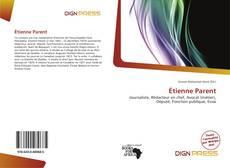 Bookcover of Étienne Parent