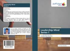 Portada del libro de Leadership Mind Series-1
