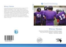 Buchcover von Whitey Thomas
