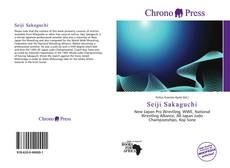 Bookcover of Seiji Sakaguchi