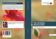 Bookcover of THE AFGHAN RESOLUTION