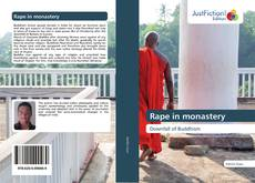 Bookcover of Rape in monastery