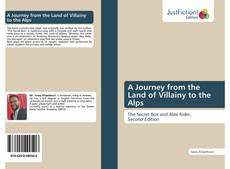 Capa do livro de A Journey from the Land of Villainy to the Alps