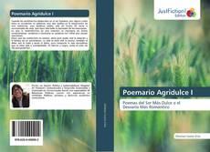 Poemario Agridulce I kitap kapağı