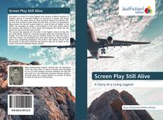 Bookcover of Screen Play Still Alive