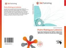 Bookcover of Pedro Rodríguez Ledesma