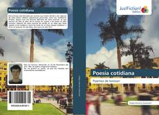 Bookcover of Poesía cotidiana