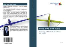 Bookcover of Love love love, Italia