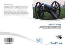 Capa do livro de Indian Cavalry