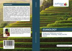 Bookcover of ESANOLOGY