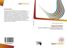 Bookcover of David James