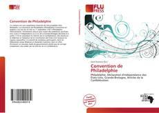 Capa do livro de Convention de Philadelphie