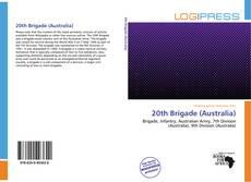 Bookcover of 20th Brigade (Australia)